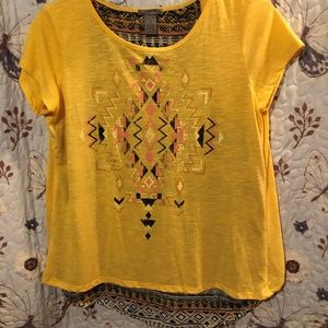 TOP BY NEW DIRECTIONS SIZE L